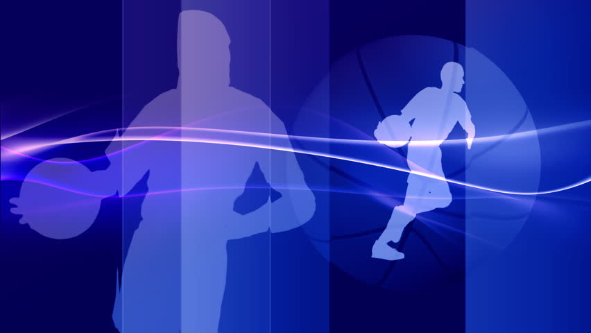 Sport Background, HD1080p, seamless loop  - HD stock footage clip