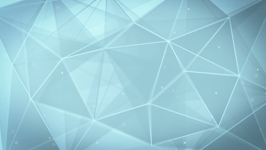 Gray triangles. computer generated seamless loop abstract geometrical motion background