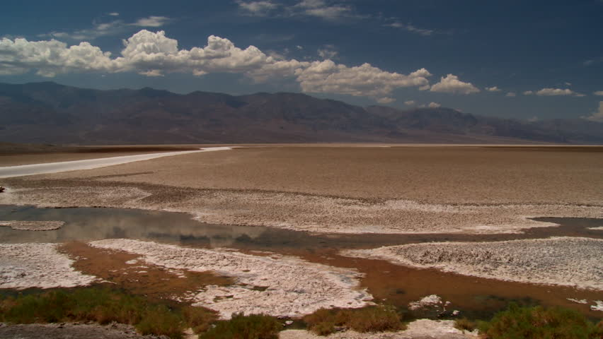 Death Valley National Park, Bad Water Basin.