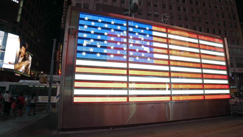American Flag Lights American Flag Lights Times