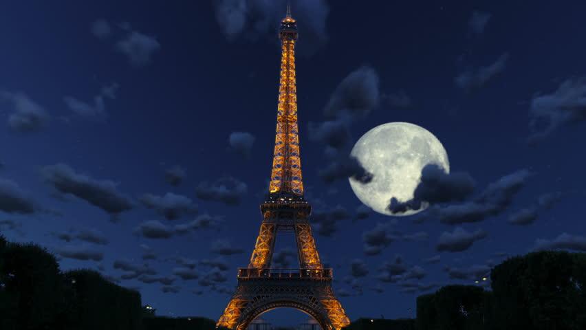 a night in paris full video