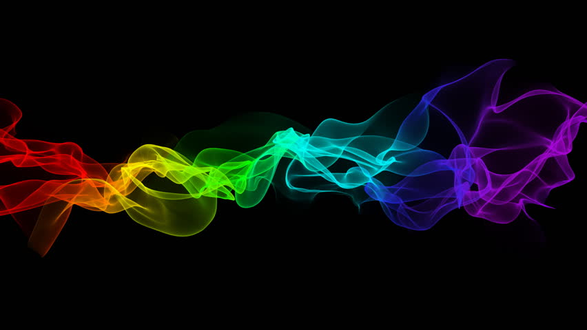 rainbow smoke wallpapers r - photo #23