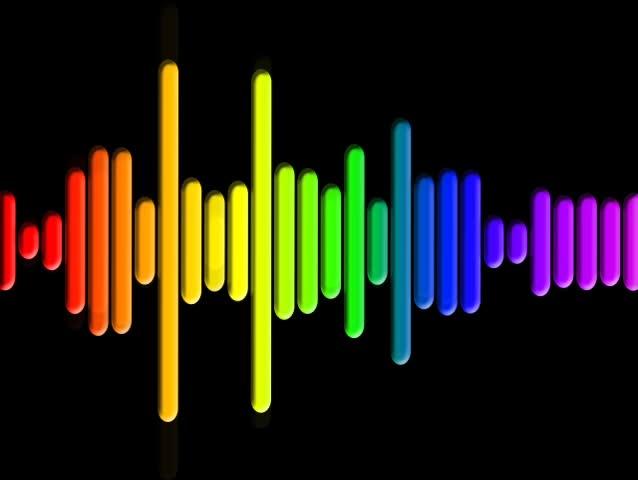 Sound Bar Background HD Sound Gauge ...