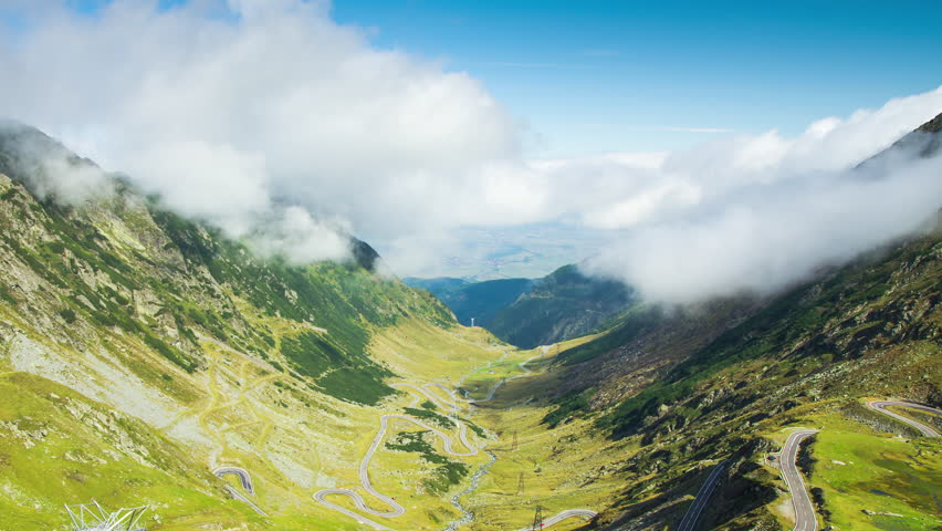 Transfagarasan: world's best road