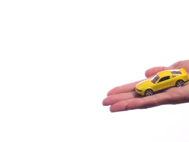 Car for cash V2 - NTSC  - SD stock footage clip
