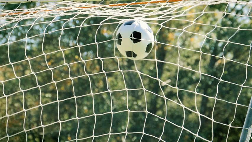 soccerball stock footage video shutterstock