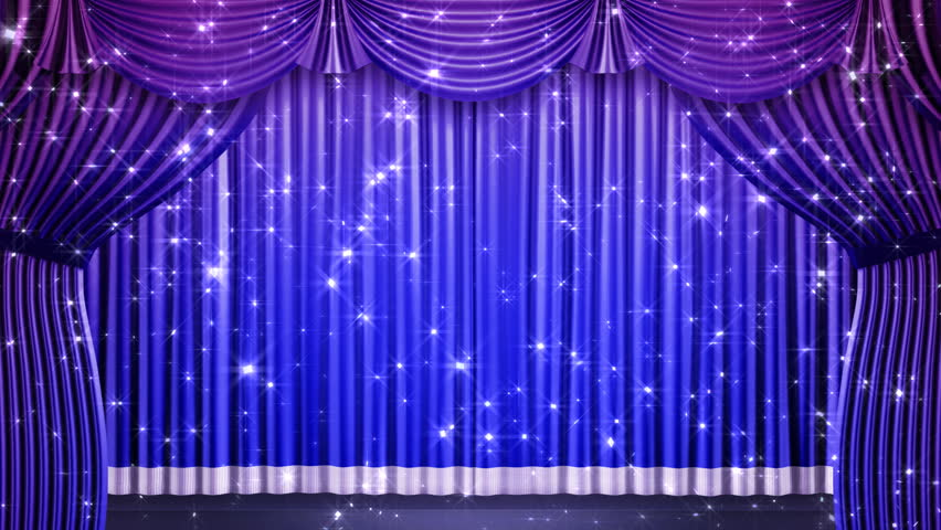 Purple stage curtains background theater curtain stage curtain stock