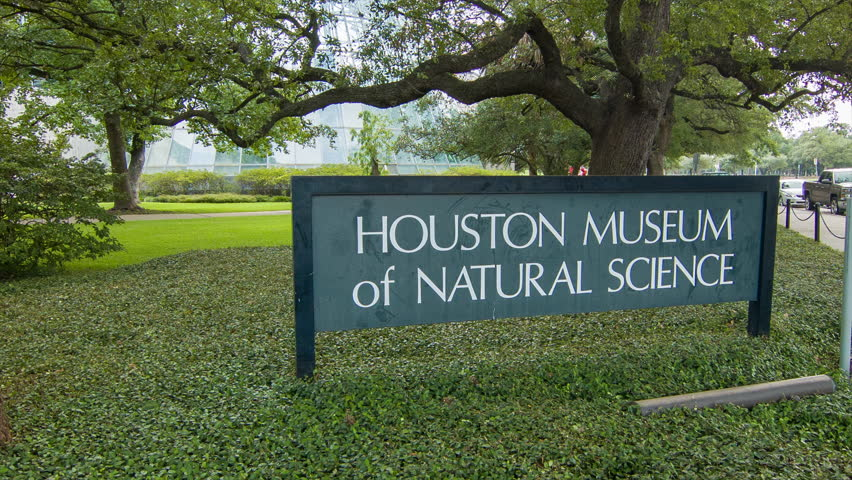 Houston Museum Of Natural Science Hermann Park
