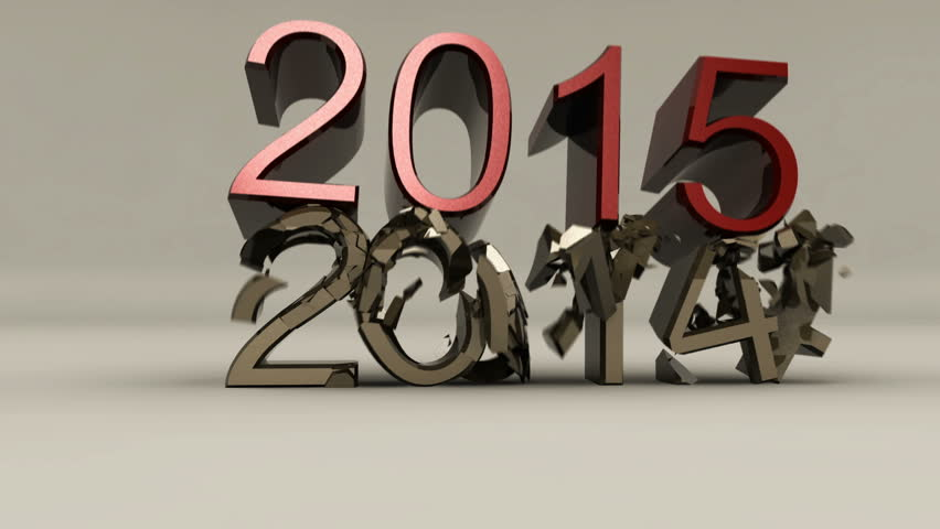New Year 2014 to 2015