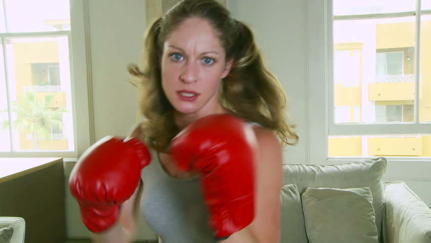 clips Femdom boxing