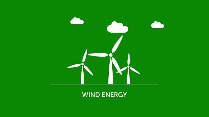 Presentation Of Renewable Energy Sources Animation Sun
