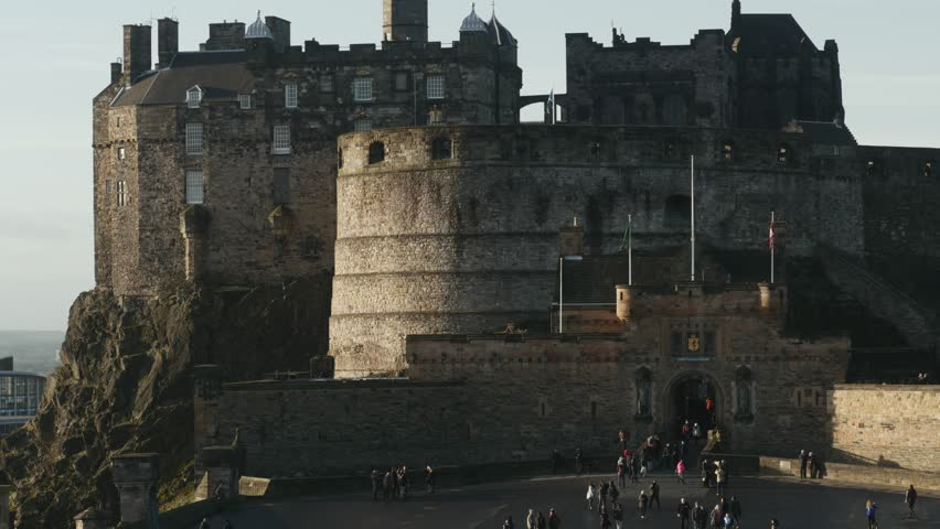 stock edinburgh castle - photo #35