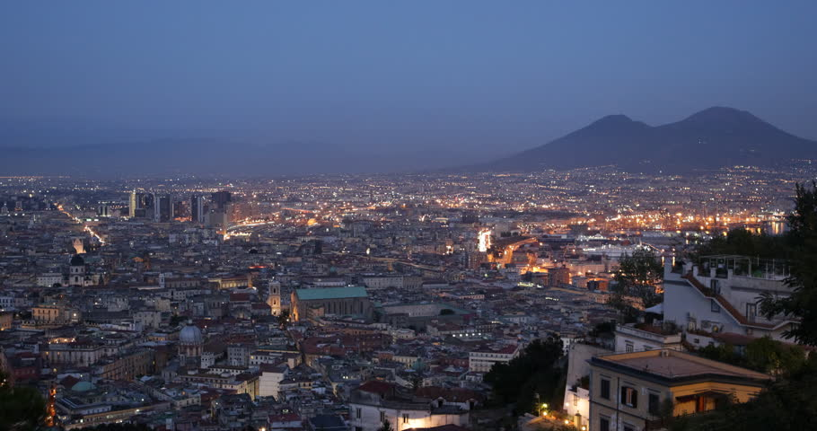 Vesuvius stock footage video shutterstock - Naples italy wallpaper ...