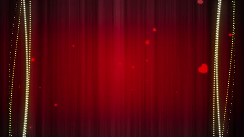 wedding loop frame background, abstract motion - HD stock footage clip