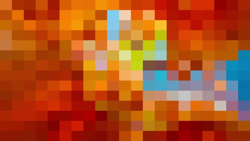 Pixel graphics   Shutterstock HD Video #8755336
