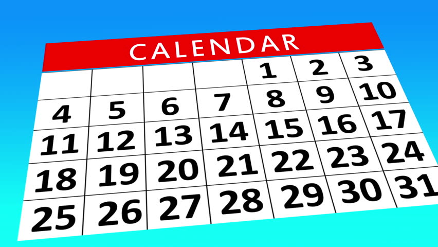Calendar Monthly Meaning : Calendar month definition meaning