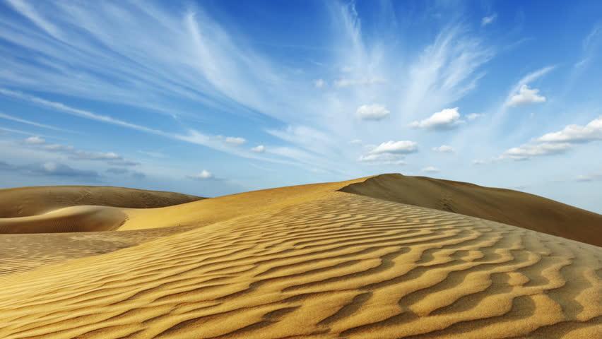 thar desert essay