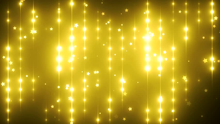 Floodlights disco background with particles. Gold creative bright flood lights flashing. Seamless loop. look more options and sets footage  in my portfolio | Shutterstock HD Video #8849377
