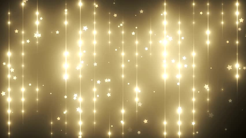 Floodlights disco background with particles. Gold creative bright flood lights flashing. Seamless loop. look more options and sets footage  in my portfolio | Shutterstock HD Video #8855875
