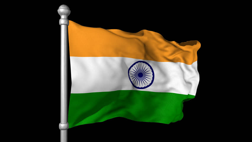 Indian Flag Animated: Flag Of Paraguay Beautiful 3d Animation Of Paraguay Flag