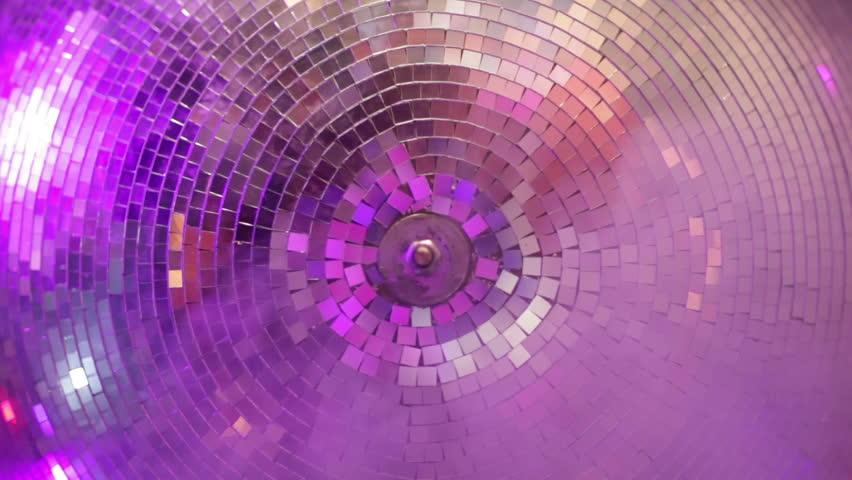 disco ball - HD stock video clip