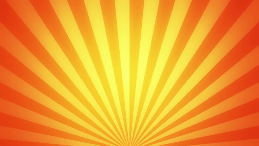 retro radial background  gold tint  seamless loop  more