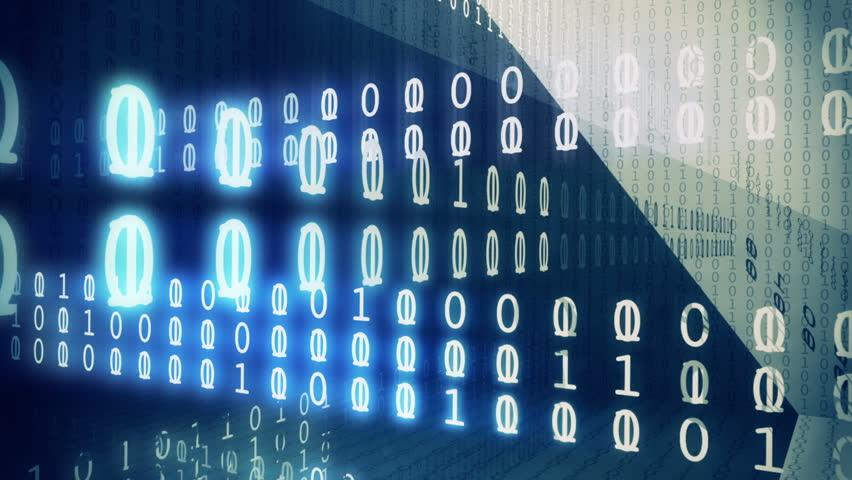 Binary Data Flow Loop