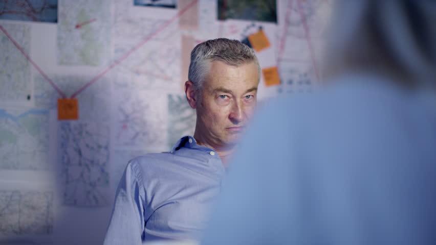 Interrogation Room Stock Footage Video 4903754 Shutterstock