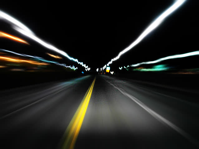Night Drive 1 | Shutterstock HD Video #96175