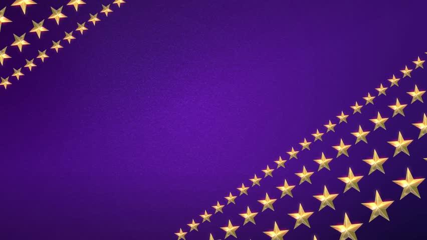 purple and gold stars - photo #6